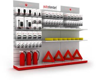 Дизайн AutoStandart в помещении